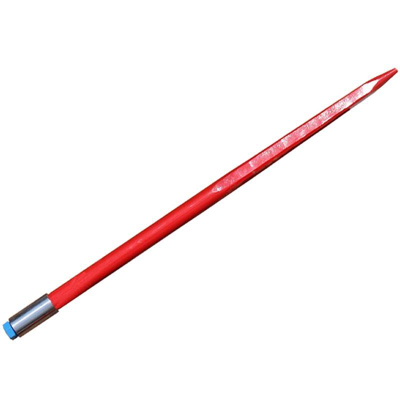 Titan HD Universal Skid Steer Hay Spear Attachment 4,000 lbs Capacity w/ Dual Spears