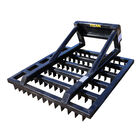 "42"" Terra Monster Dirt Grader and Leveler For Toro Mini Skid Steers"