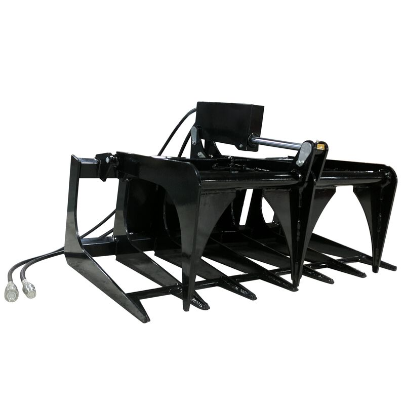 "42"" Mini Skid Steer Root Grapple"