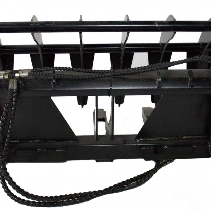 """60"""" Extreme Root Grapple Rake Attachment"""