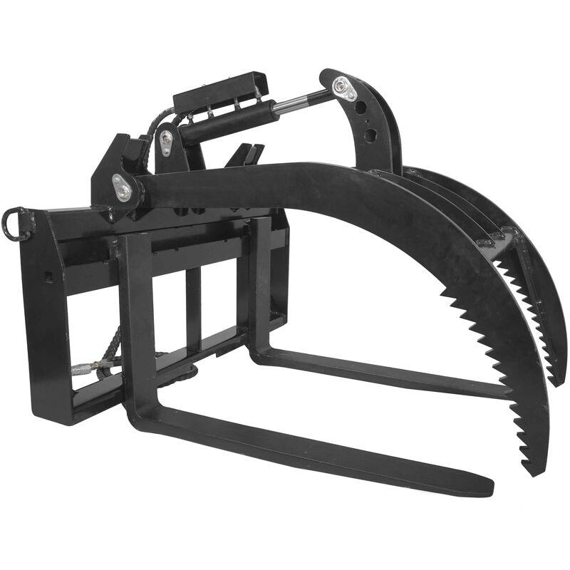 "Pallet Fork Grapple version 2 with 36"" Fork Blades"