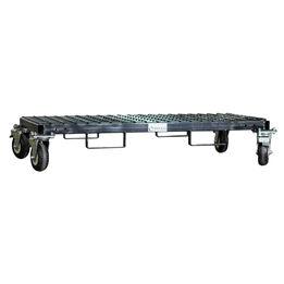 Heavy Duty Rolling Platform Base   2,500 LB Capacity