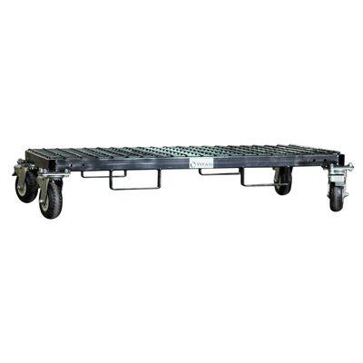 Heavy Duty Rolling Platform Base | 2,500 LB Capacity