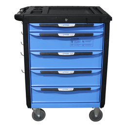 """32"""" 5 Drawer Mobile HD Tool Chest Cabinet"""