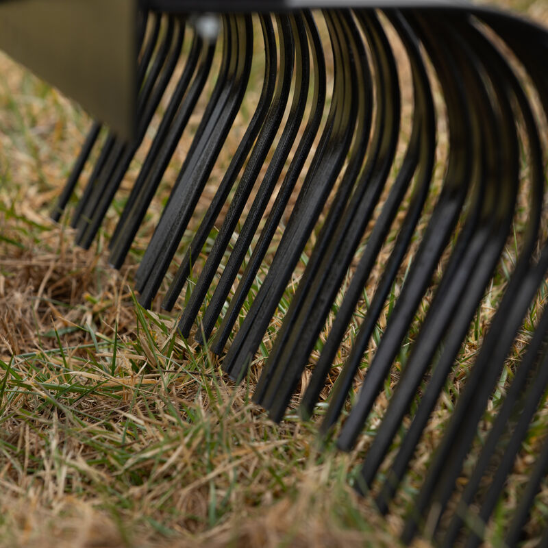 Landscape Rakes, Category 1, 3 Point – Optional Bolt-On Wheels