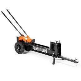 12 Ton Manual Tow-Behind Log Splitter