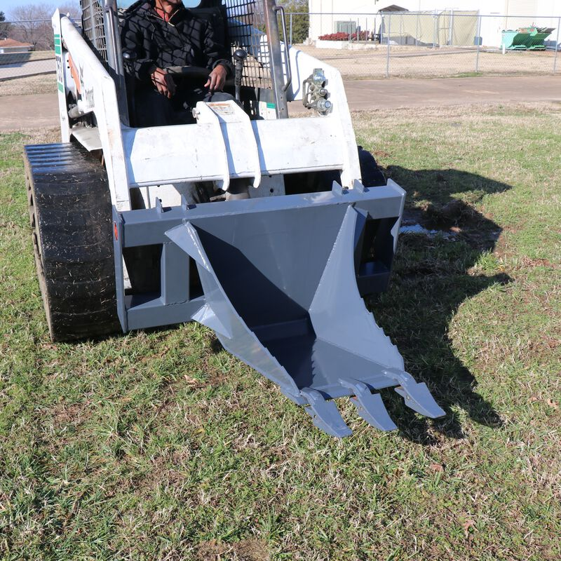 UA Extreme HD Stump Bucket Tree Scoop | Made In USA