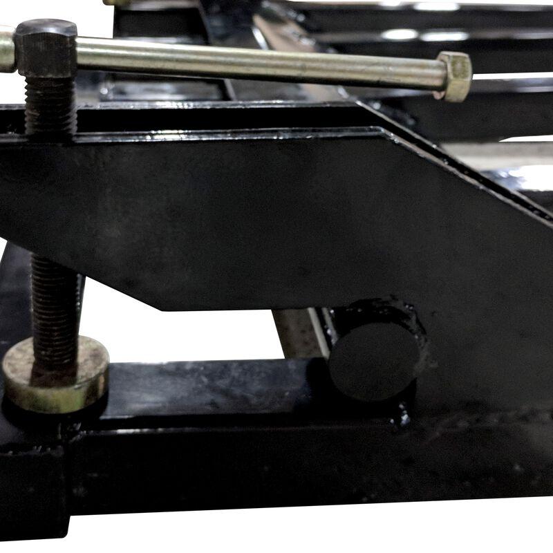"SCRATCH AND DENT - 48"" Clamp-On Debris Forks - FINAL SALE"