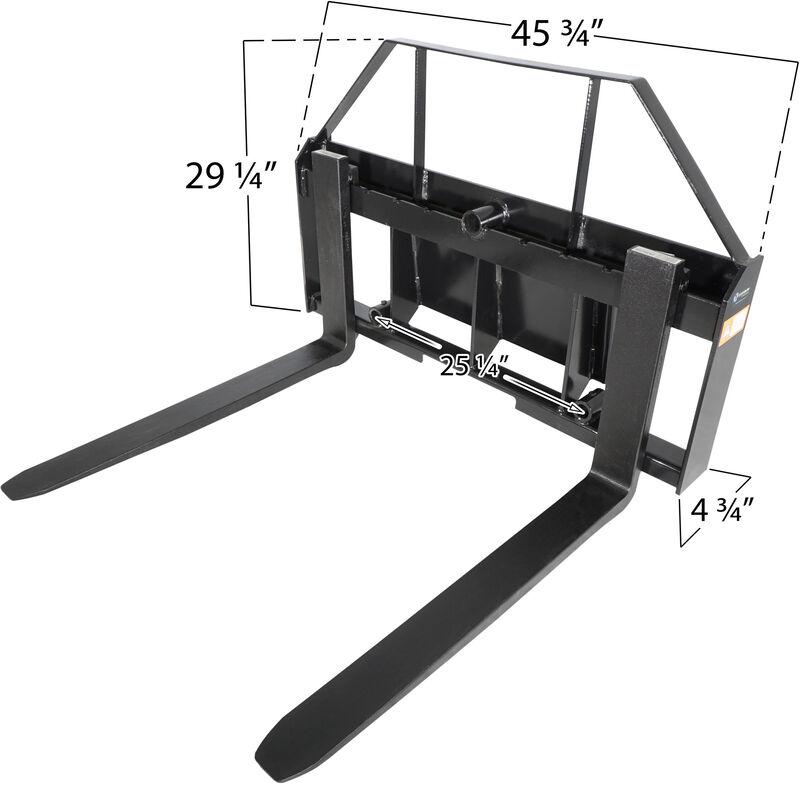 """36"""" Toro Pallet Fork Attachment"""