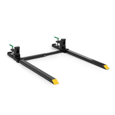 Light-Duty Clamp-On Pallet Forks 1,500 LB Capacity