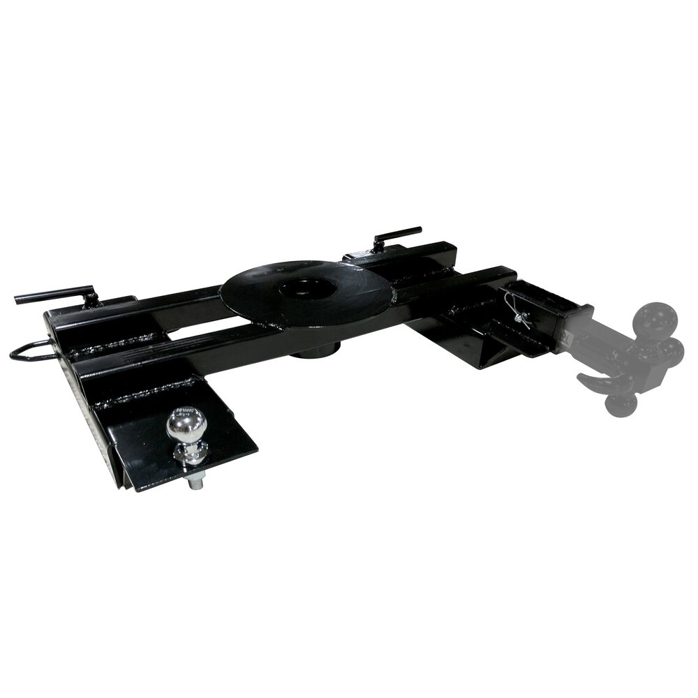 3-In-1 Forklift Mounted Hitch