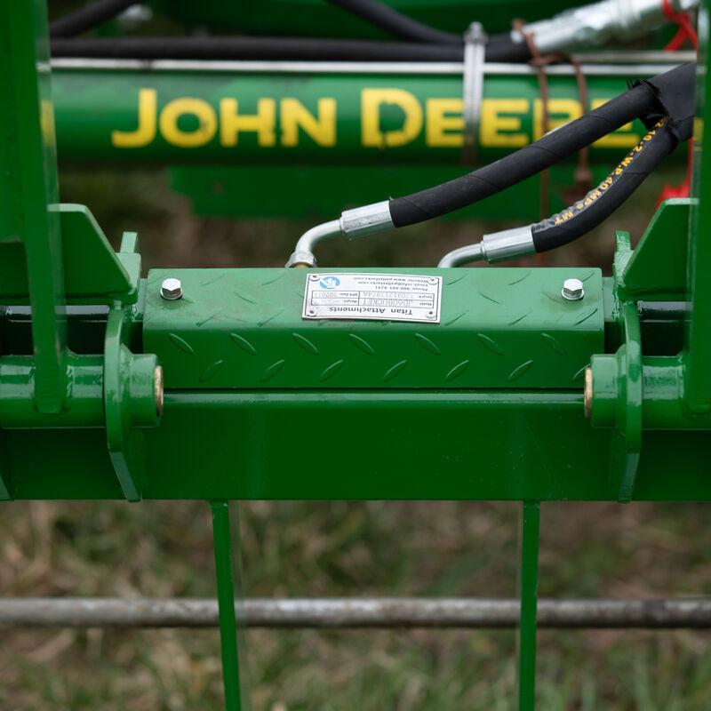 60-in Root Grapple Bucket Attachment Fits John Deere
