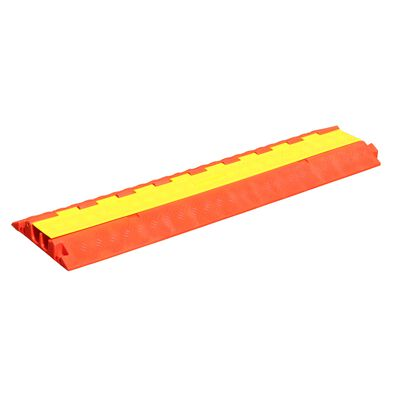 Cable Protector | 2-Channel Small | 24 Ton Capacity