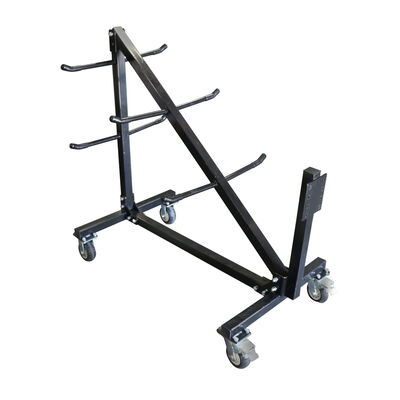 Large 8 Spool Mobile Wire Dolly | 1200 LB Capacity