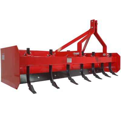 Titan 7' Box Blade Tractor Attachment