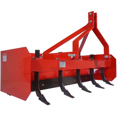 Titan 5' Box Blade Tractor Attachment