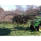 72-in Root Grapple Bucket Attachment Fits John Deere