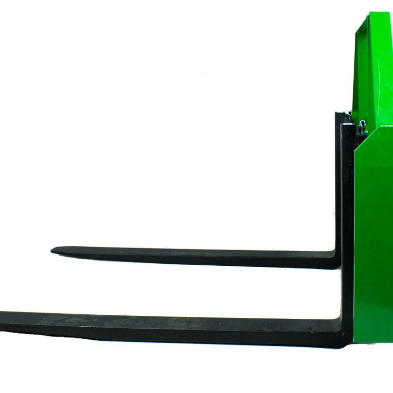 "36"" Pallet Fork Attachment fits John Deere Global Euro Loaders"