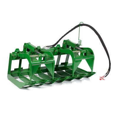 60-in Root Grapple Bucket Attachment Fits John Deere