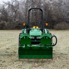60-in Tine Bucket Attachment with 49-in Hay Bale Spears Fits John Deere Loaders