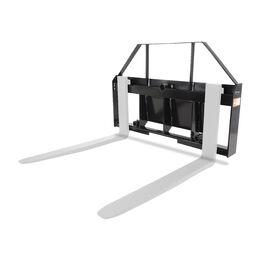 Mini Skid Steer Pallet Fork Frame Attachment