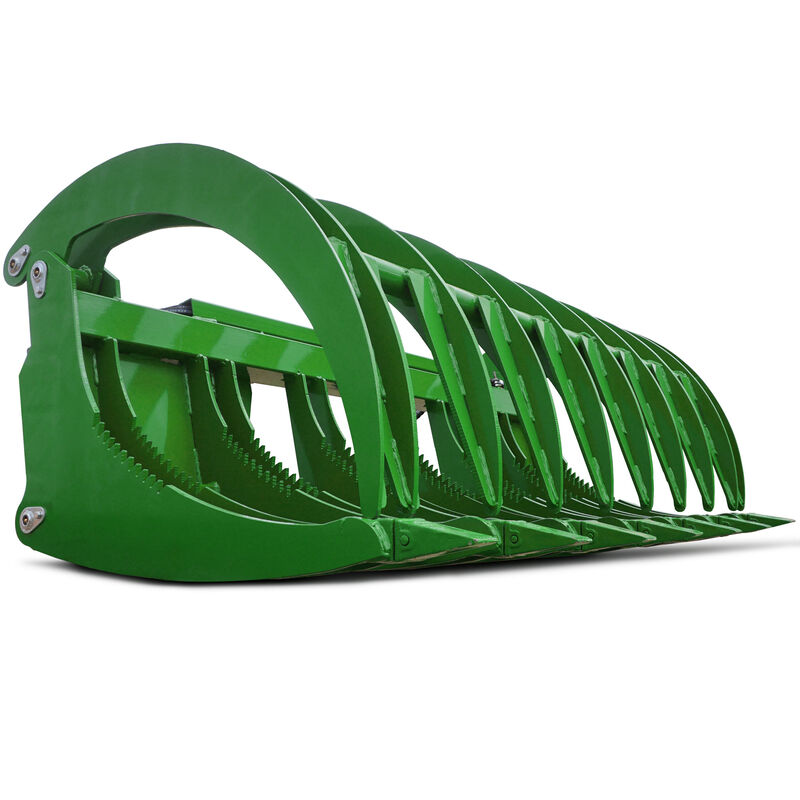 "60"" HD Root Grapple Rake Attachment fits John Deere Loaders"
