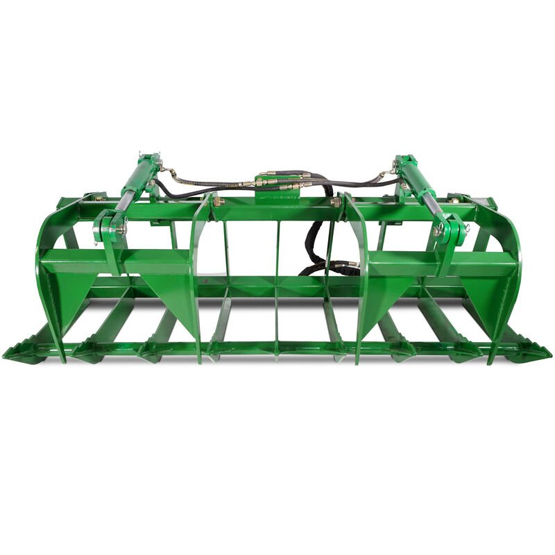 "72"" Root Grapple Bucket fits John Deere Tractor Loader"