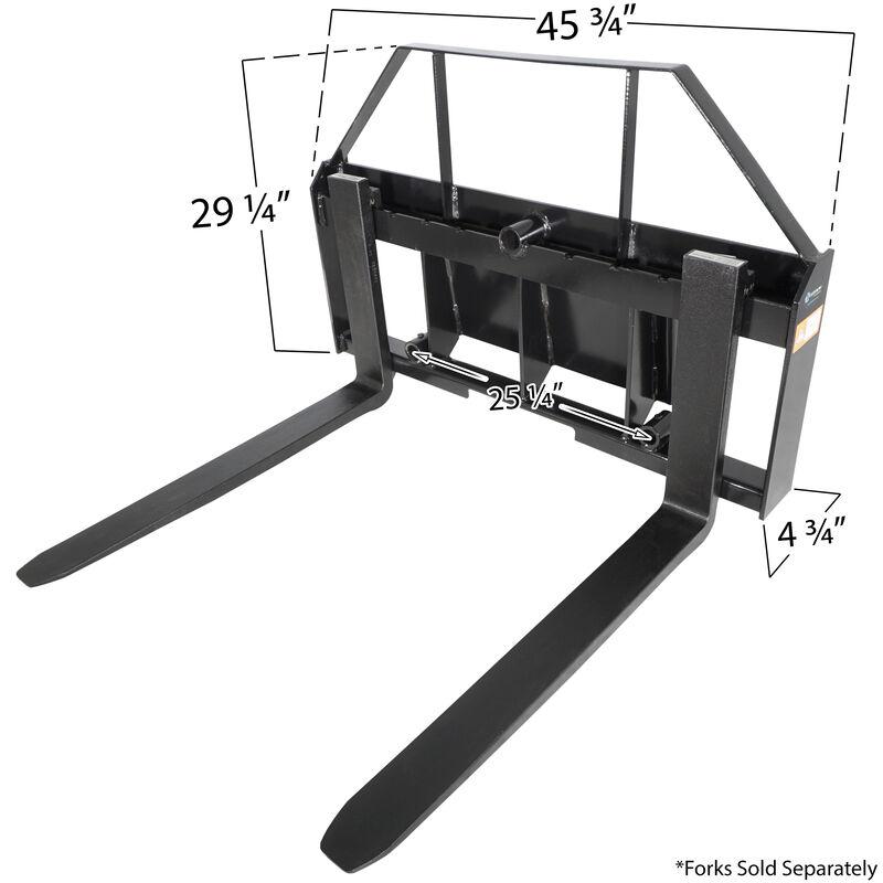 """42"""" Toro Pallet Fork Attachment"""