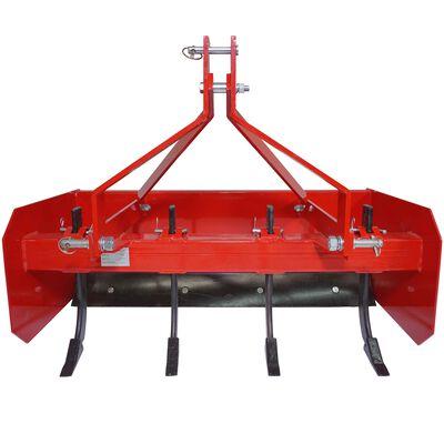 Titan 4' Box Blade Tractor Attachment