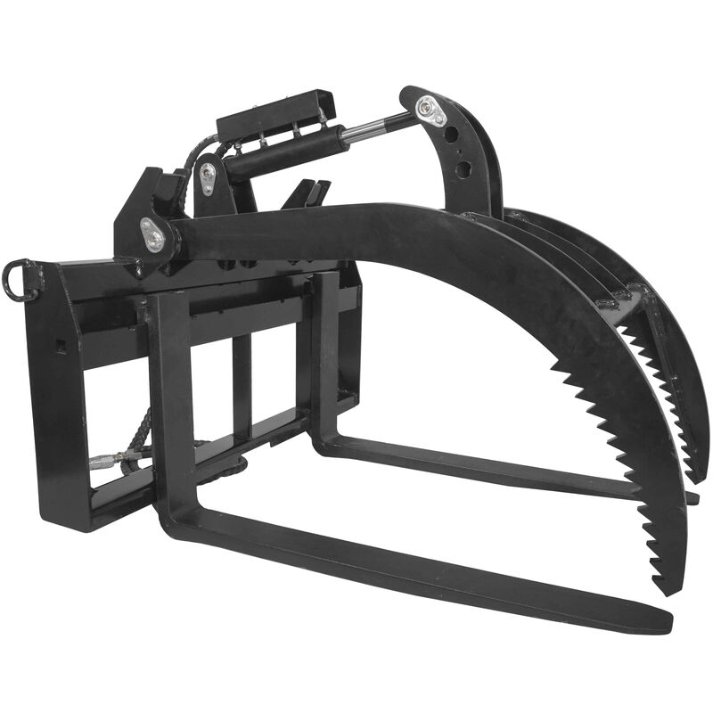 "Pallet Fork Grapple version 2 with 42"" Fork Blades"