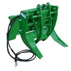 29-in Log Grapple Attachment Fits John Deere