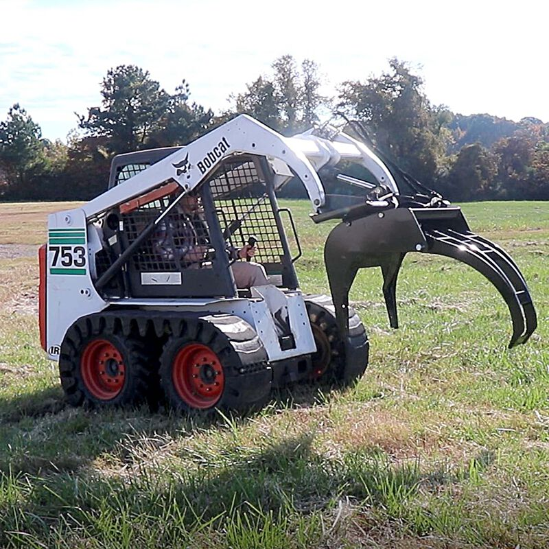 29-in Log Grapple Attachment for Skid Steers