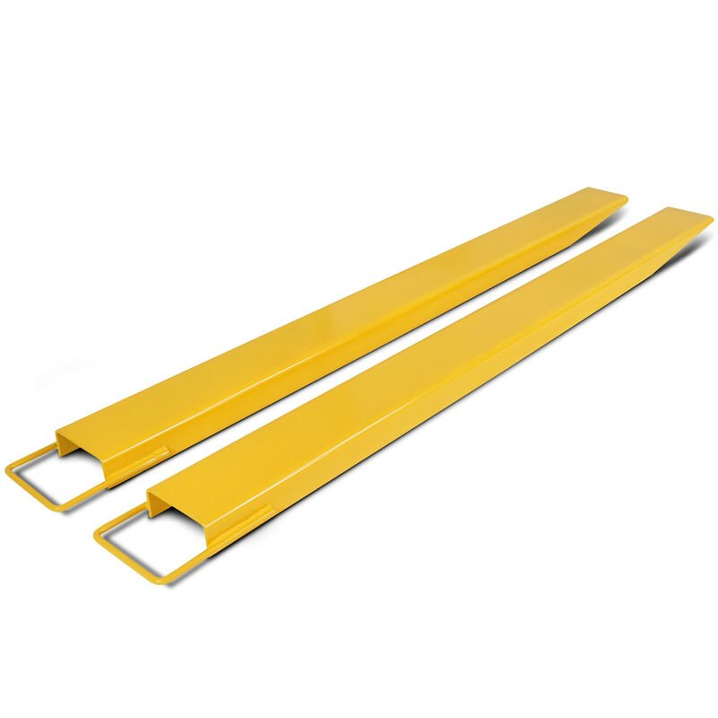 """60"""" x 5.5"""" Long Pallet Fork Extensions"""