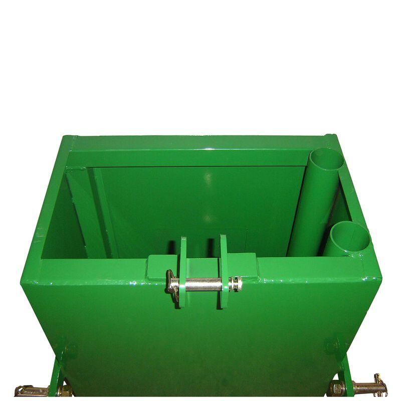 3 Point CAT 1 Ballast Box Fits John Deere