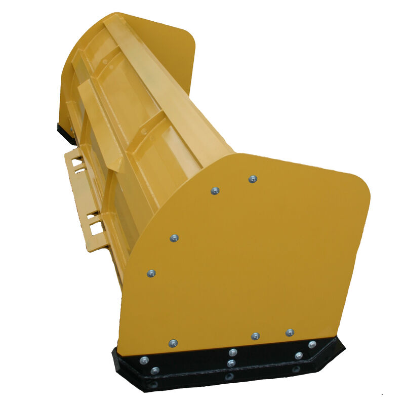 8' Skid Steer Snow Pusher Attachment