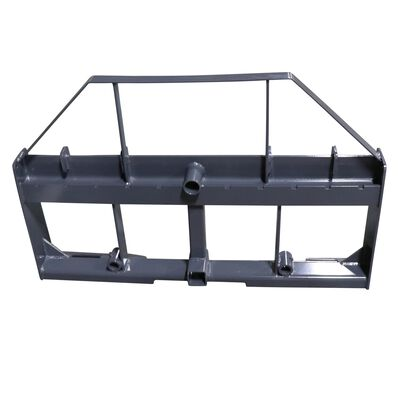 UA Pallet Fork Hay Frame Attachment with Rack and Receiver Hitch | Made in USA