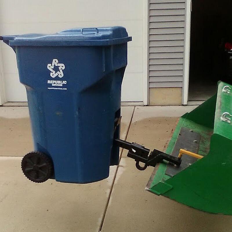 Trash Can Grabber | Single