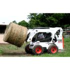 "43"" Skid Steer Hay Spear Quick Tach Attachment"