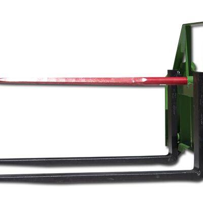"42"" Pallet Fork Hay Spear Attachment fits John Deere"
