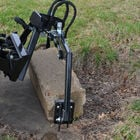 Hardscape Grapple Claw for Toro Style Mini Skid Steers