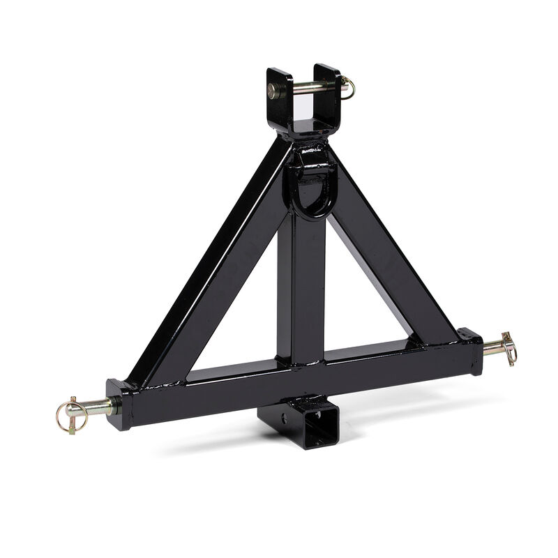 2-in HD Receiver Hitch, Category 1, 3-Point