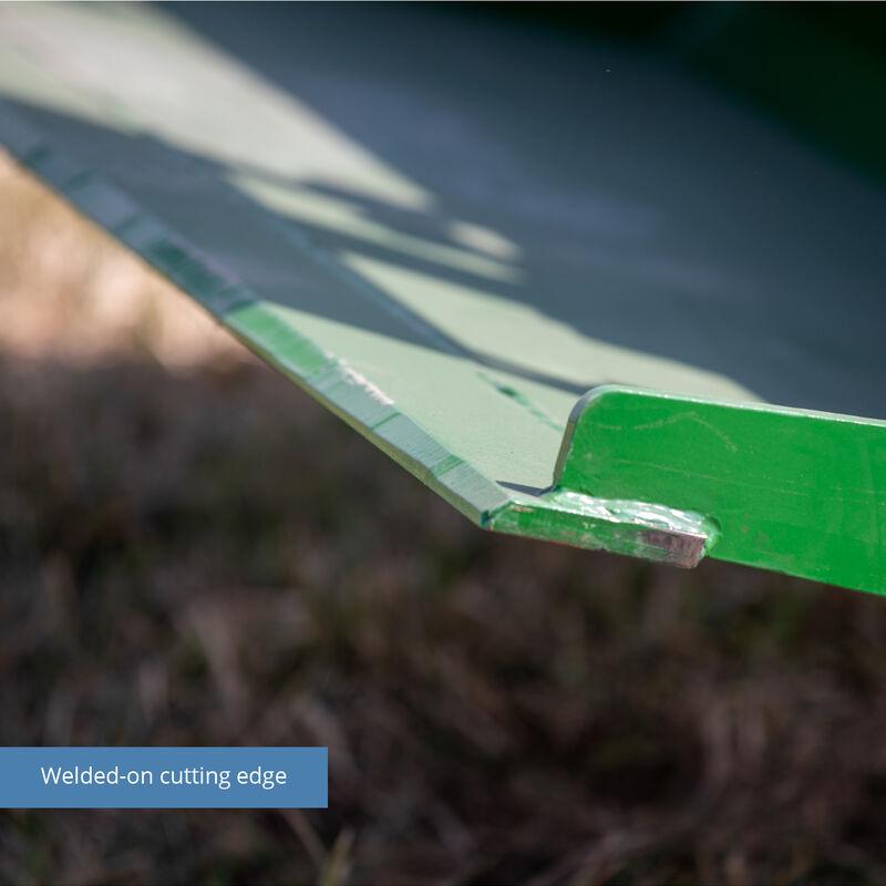 Titan 72-in Debris Grapple Bucket Fits John Deere Loaders