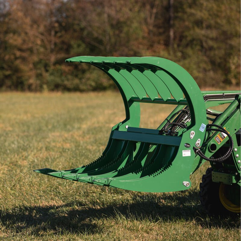 60-in HD Root Grapple Rake Attachment Fits John Deere Loaders