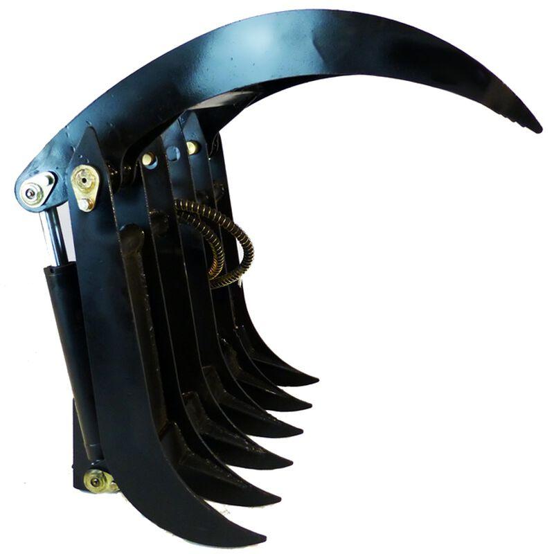 """34"""" Toro Style Grapple Rake Attachment"""