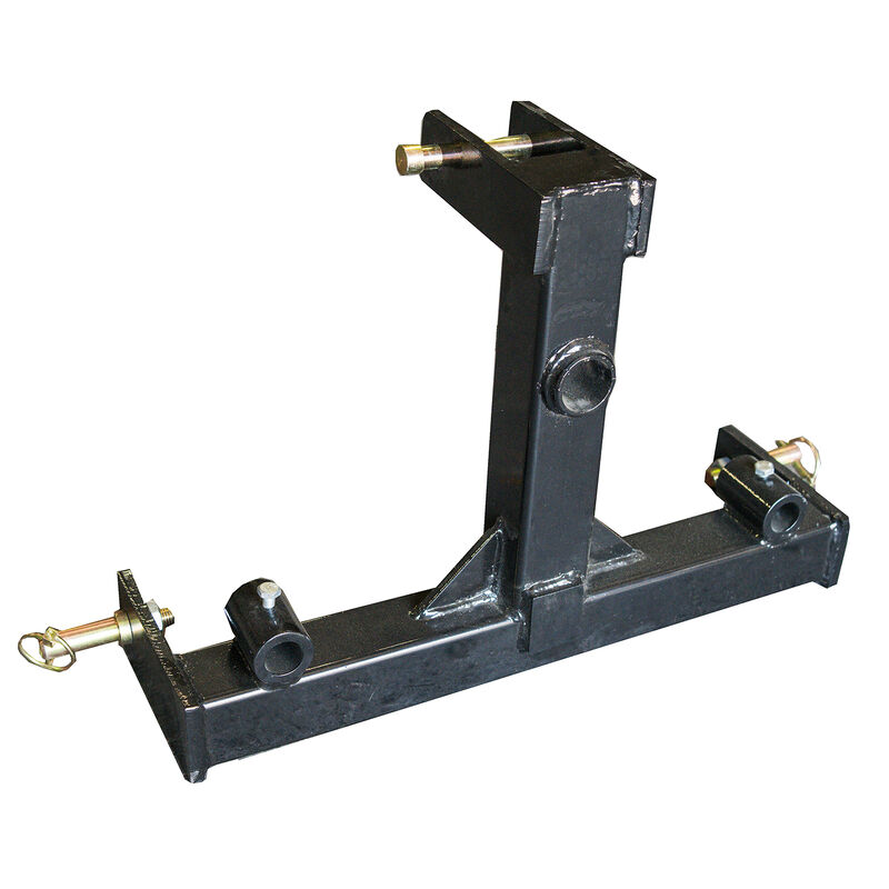 SCRATCH AND DENT - Cat 1 Tractor 3 Point Hay Spear Attachment - FRAME ONLY - FINAL SALE