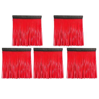 Fork Lift Broom Replacement Bristles | 5 Pack