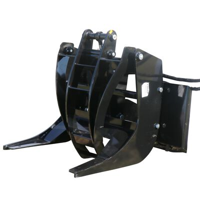 "29"" Log Grapple Attachment for Skid Steers"