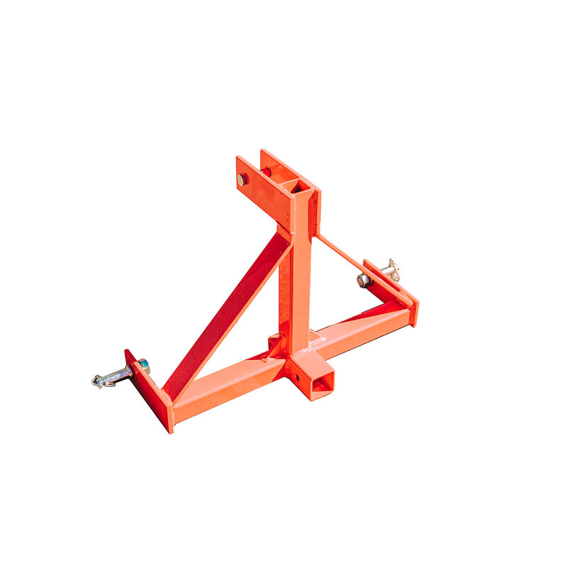UA Category 1, 3-Point Orange 2-in Receiver Hitch – Made in USA