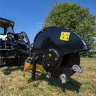 Stump Grinder For Skid Steer
