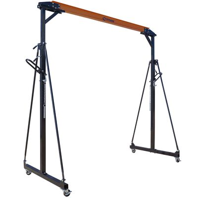 1/2 Ton Adjustable Steel Gantry Crane Shop Lift